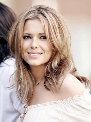 Perruque Belle Lisse De Style Cheryl Cole