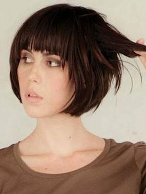 Perruque Parfaite Lisse Capless Cheveux Naturels