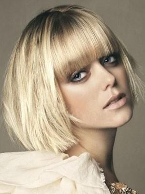 Perruque Cheveux Naturels Capless Lisse Moderne