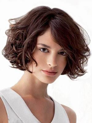 Perruque Confortable Ondulée Capless Cheveux Humains