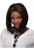 Perruque Afro-Américaine Belle Lace Front Lisse