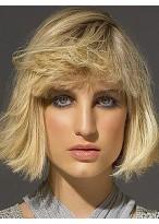 Perruque Glorieuse Lisse Capless Cheveux Naturels Brésiliens