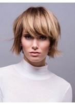 Perruque Douce Lisse Capless Cheveux Naturels