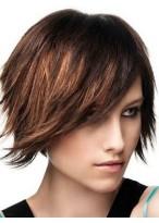 Perruque Charmante Lisse Capless Cheveux Naturels