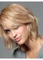 Perruque Cheveux Naturels Lace Front Lisse Belle