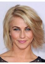 Perruque Bonne Mi-Longue Longueur Cheveux Natureles Lace Front