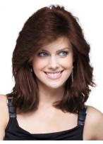 Perruque Romantique Lace Front De Cheveux Naturels Pour Femme