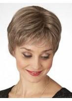 Perruque Durable Lisse Capless Cheveux Naturels