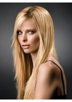 Perruque Géniale Lisse Cheveux Naturels Lace Front