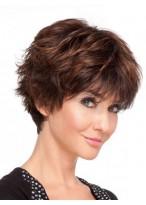 Perruque Full Lace Courte De Cheveux Naturels