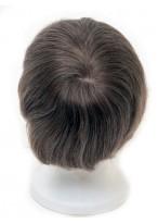 Toupee Full Lace De Cheveux Naturels Pour Hommes