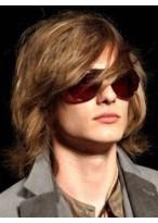 Perruque Populaire Lisse Cheveux Humains Capless