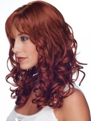 Perruque Longue Ondulée Full Lace Cheveux Naturels