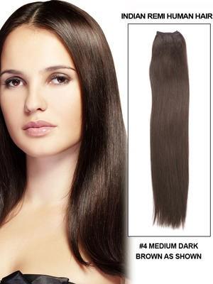 61Cm Tissage Charmant De Cheveux Naturels