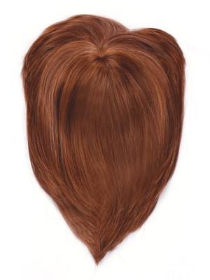 Postiche Court Lisse De Cheveux Naturels