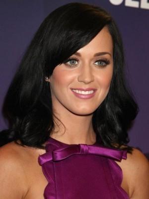 Perruque Longue De Style Bob De Katy Perry