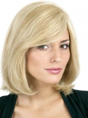 Perruque La Plus Populaire Lisse Capless Cheveux Naturels