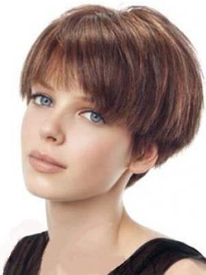 Perruque Belle Lisse Capless Cheveux Naturels