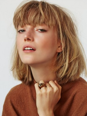 Perruque Formidable Lisse Capless Cheveux Naturels