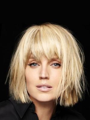 Perruque Miraculeuse Lisse Capless Cheveux Naturels