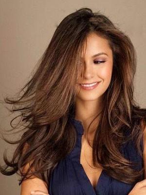 Perruque Cheveux Naturels Lace Front Ondulée Nouveau Style
