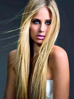 Perruque Cheveux Naturels Lace Front Lisse Chic