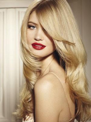 Perruque Superbe Lace Front Longue Cheveux Natureles