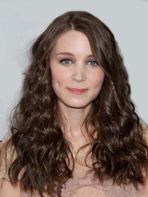 Perruque Magnifique Ondulée Lace Front Cheveux Naturels