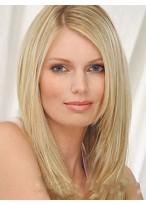 Perruque Lisse Lace Front Cheveux Naturels