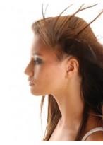 6 Pcs 30Cm Extensions De Cheveux Naturels