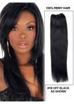40Cm Tissage Lisse De Cheveux Naturels