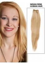 45Cm Extensions Comfortables Lisses De Cheveux Naturels