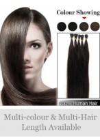 45Cm Bâton Extensions Chics De 100% Cheveux Naturels