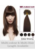 4Ocm Ongles Extensions Jolies Lisses De Cheveux Naturels