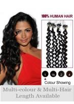 50Cm Extensions De 100% Cheveux Naturels