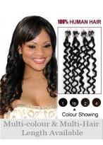 56Cm Extensions De 100% Cheveux Naturels