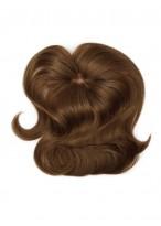 Postiche Comfortable De Cheveux Naturels