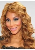 Perruque Ondulée Longue Afro-Américaine