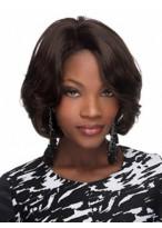 Perruque Afro-Américaine Belle Capless Ondulée