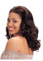 Perruque Lace Afro-Américaine Fabuleuse Mi-Longue