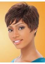 Perruque Chatoyante Lisse Lace Front Cheveux Naturels