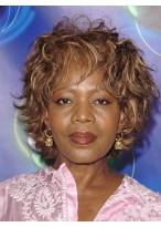 Perruque Lace Afro-Américaine Luxe Ondulée