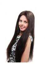 Perruque Longue Full Lace De Cheveux Naturels