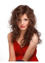 Perruque Comfortable Ondulée Full Lace De Cheveux Naturels