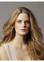 Perruque Jolie Ondulée Lace Front Cheveux Naturels Brésiliens