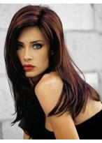 Perruque Populaire Lisse Lace Front Cheveux Naturels Brésiliens