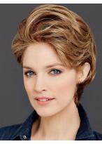 Perruque Élégante Lisse Full Lace Cheveux Naturels