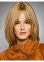 Perruque Lisse Capless Cheveux Naturels