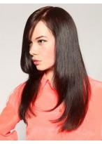 Perruque Miraculeuse Lisse Lace Front Cheveux Naturels