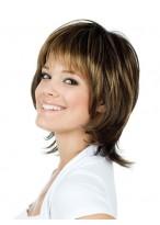 Perruque Merveilleuse Lace Front De Cheveux Naturels